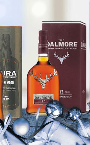 najlepsze whisky na prezent