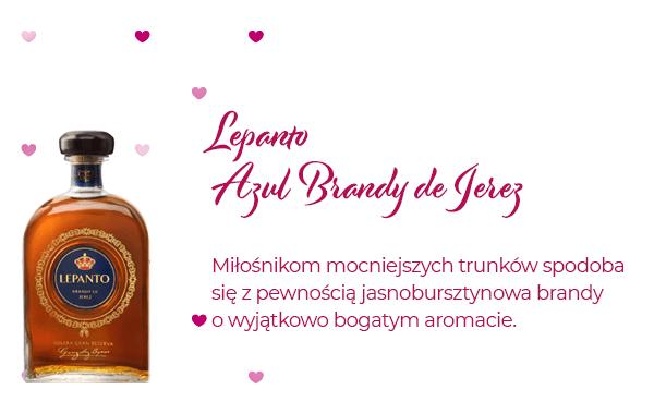 Azul Brandy de Jerez - brandy o wyjątkowo bogatym aromacie